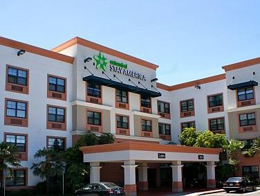 Extended Stay America Oakland Emeryville Hotel