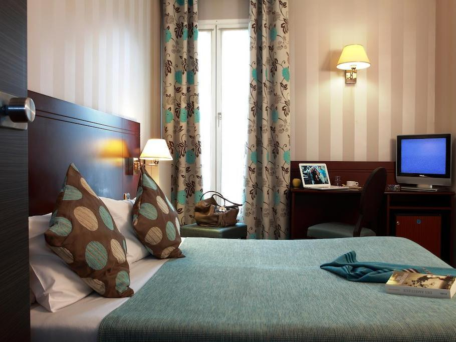 Hotel Espace Champerret - Hotell och Boende i Frankrike i Europa
