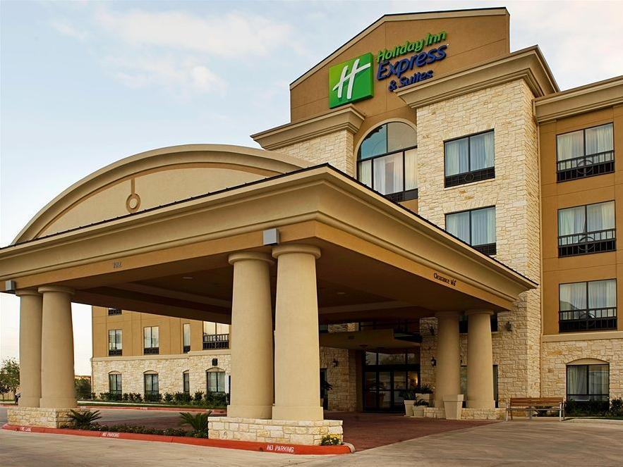 Holiday Inn Express Hotel And Suites San Antonio Nw Medical Area