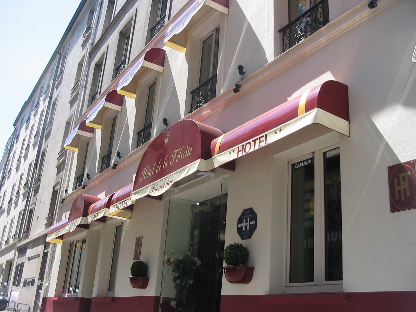Hotel de la Felicite - Hotell och Boende i Frankrike i Europa