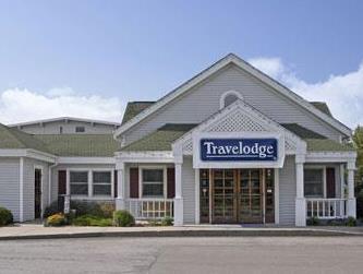 Iowa City Travelodge Hotel