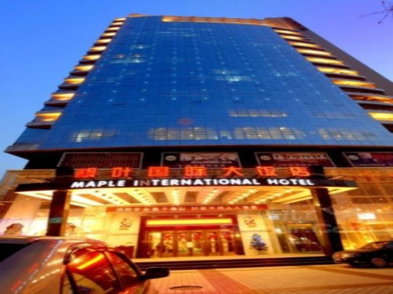 Maple International Hotel - Hotels and Accommodation in China, Asia
