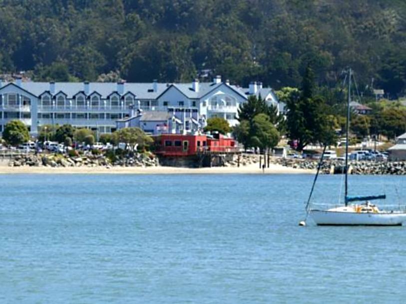 Oceano Hotel and Spa Half Moon Bay  Harbor