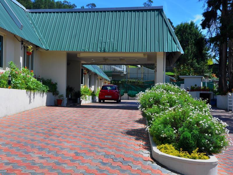 Quality Inn Sabari Resorts - Hotell och Boende i Indien i Kodaikanal
