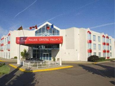 Ramada Plaza Crystal Palace Hotel Dieppe (NB) - Exterior