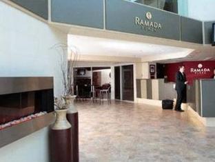 Ramada Plaza Crystal Palace Hotel Dieppe (NB) - Reception