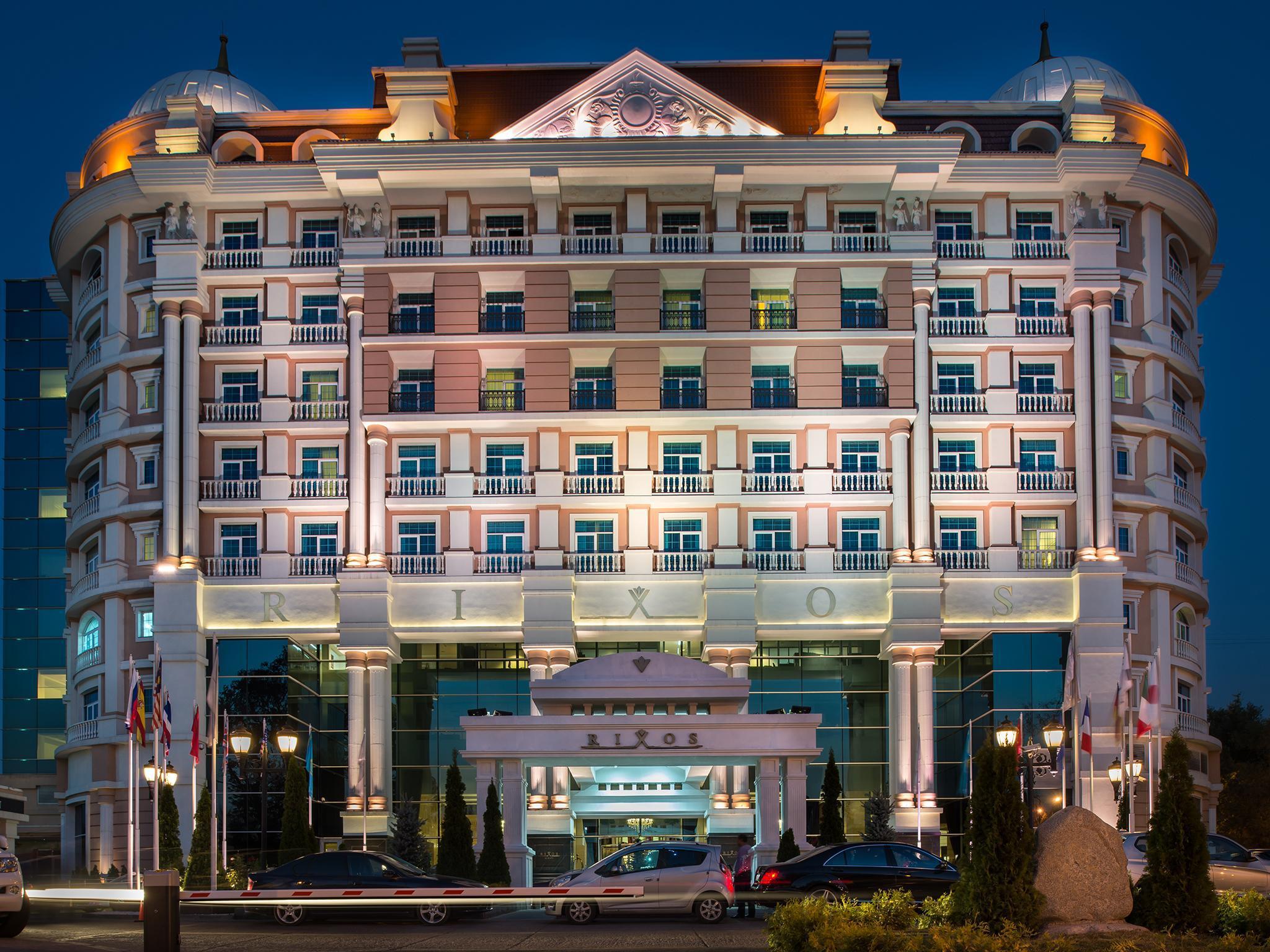 Rixos Almaty Hotel Almaty