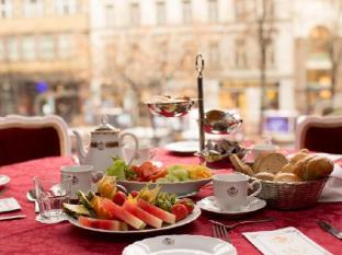 TOP Hotel Ambassador Zlata Husa Prague - Restaurant