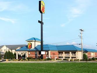Super 8 Motel Dandridge Hotel Dandridge (TN) - Exterior