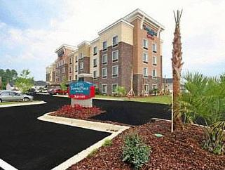 TownePlace Suites Columbia Southeast Fort Jackson Hotel
