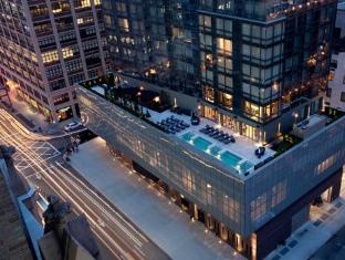 Trump Soho Hotel New York (NY) - Bar d'Eau
