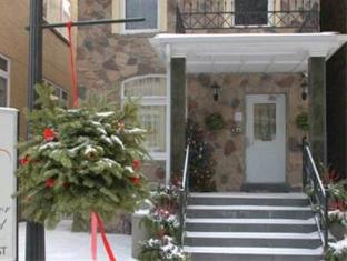 Wellesley Manor Boutique Hotel Toronto (ON) - Utsiden av hotellet