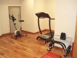 Imperial Park Hotel Buenos Aires - Fitnessrum