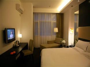 Orange Hotel Nanjing Xuanwumen - Room facilities