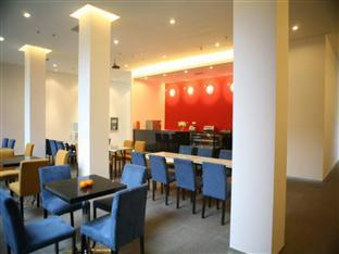 Orange Hotel Nanjing Xuanwumen - Restaurant