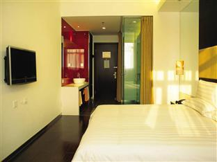 Orange Hotel Nanjing Xuanwumen - Room type photo