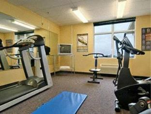 Days Inn And Conference Centre Oromocto Oromocto (NB) - Fitness Room