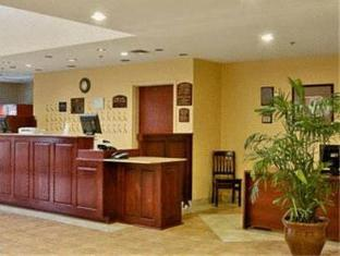 Days Inn And Conference Centre Oromocto Oromocto (NB) - Reception