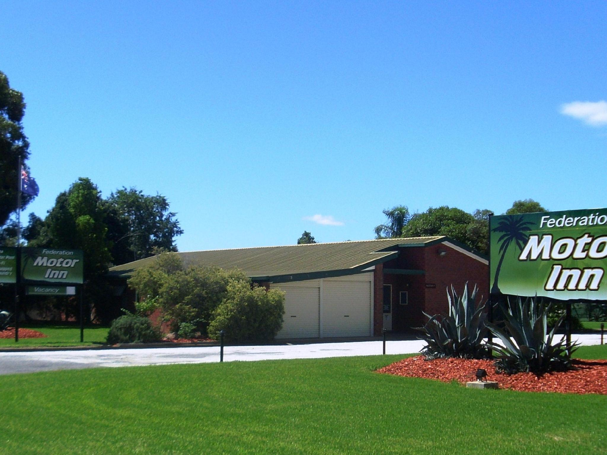 Federation Motor Inn - Hotell och Boende i Australien , Corowa