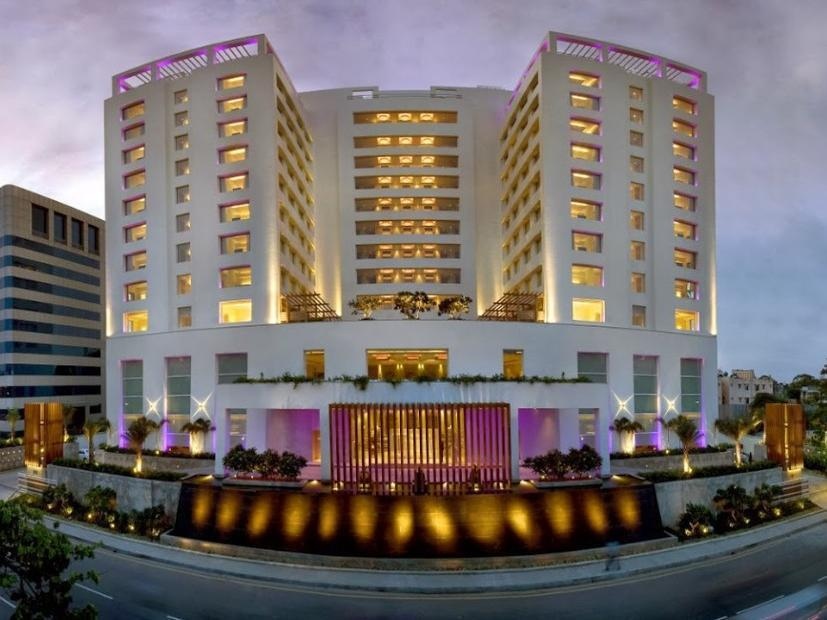 The Raintree Hotel - Annasalai Chennai - Main Building