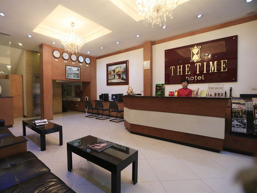 Hotell The Time Hotel