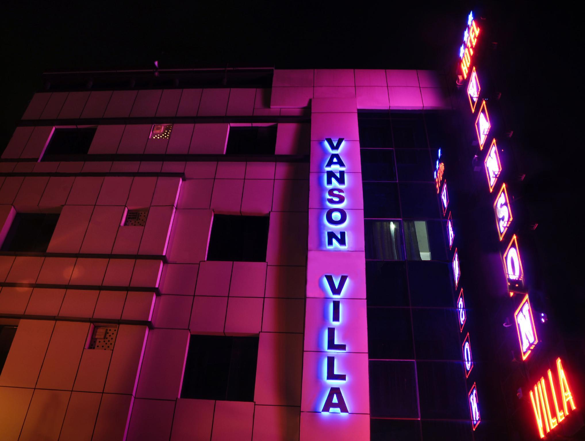 Hotell Vanson Villa