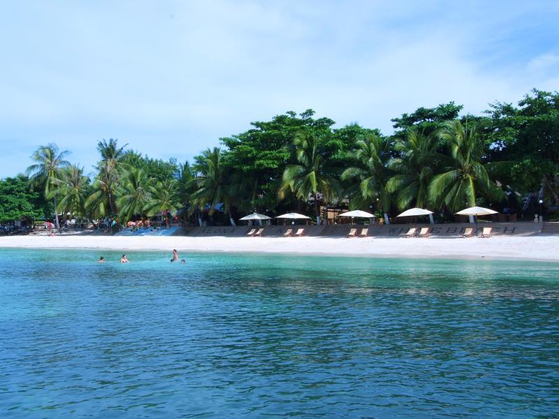 Hotell Alona Kew White Beach Resort