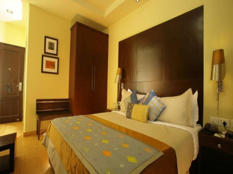 Hotell Justa The Residence - Greater Kailash