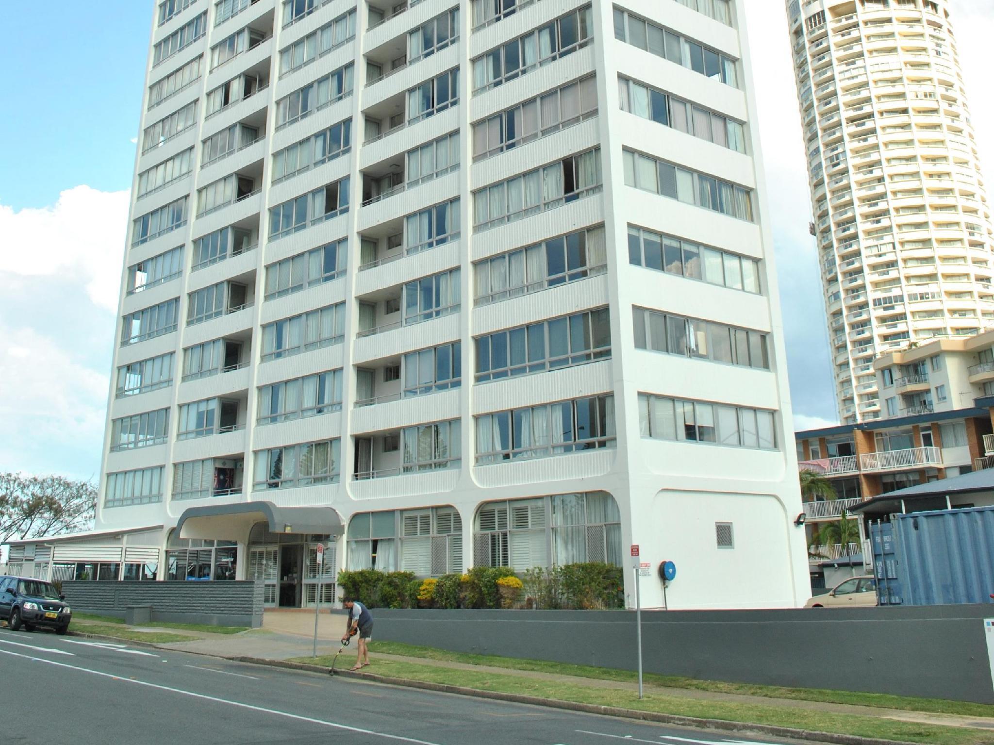The Shore Beachfront Apartments