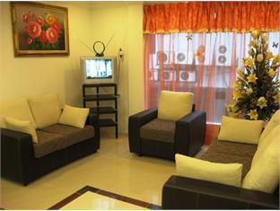 Eighty-Eight Inn - 88 Inn Kuala Lumpur - Common Living Area