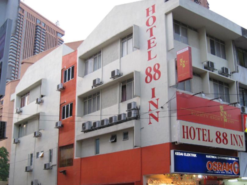 Eighty-Eight Inn - 88 Inn - Hotels and Accommodation in Malaysia, Asia
