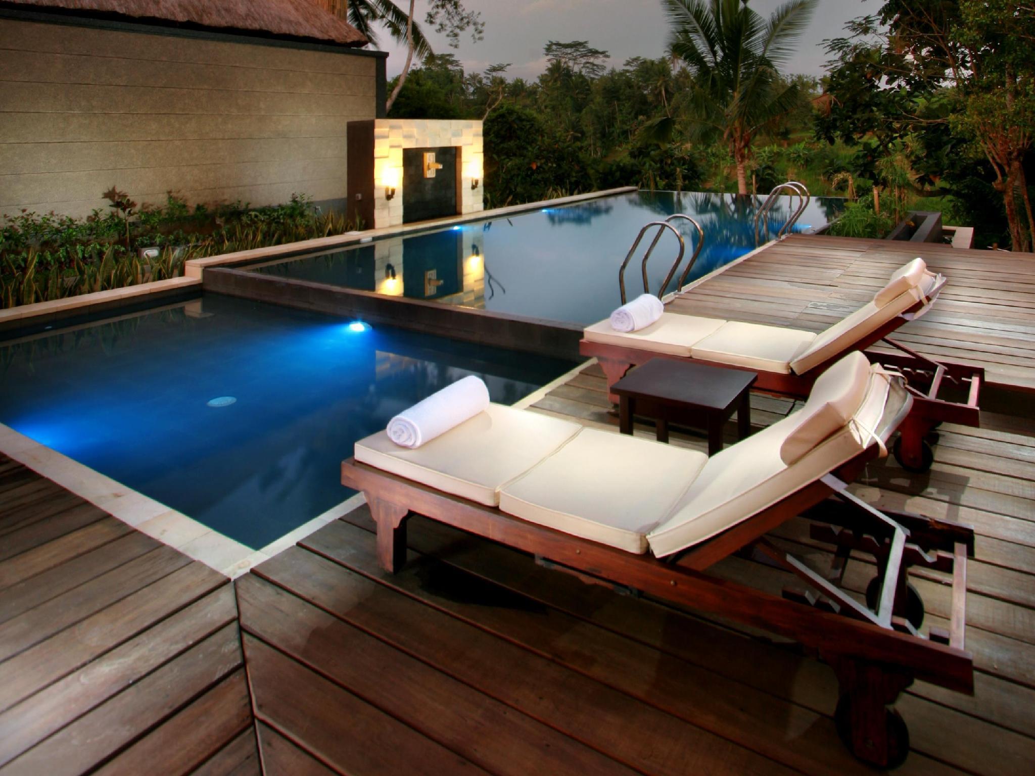 Hotell Bali Rich Luxury Villa   Spa Ubud