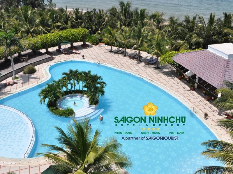 Hotell SaiGon Ninh Chu Hotel   Resort