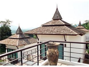 Sensive Hill Hotel Пхукет - Балкон