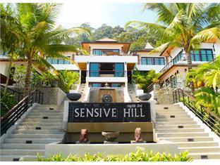 Sensive Hill Hotel Phuket - Bejárat
