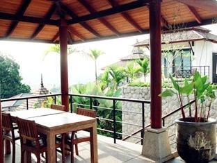 Sensive Hill Hotel Phuket - Balkon/Teras