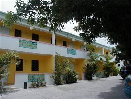 Turquoise Shell Inn - Hotell och Boende i Nederländska Antillerna i Centralamerika och Karibien