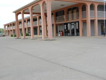 Executive Inn Scottsville Scottsville (KY) - Exterior