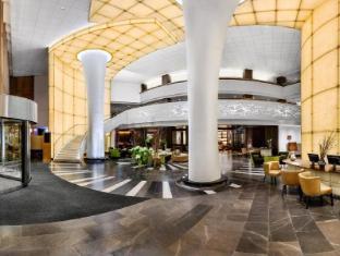 Kempinski Corvinus Hotel Budimpešta - notranjost hotela