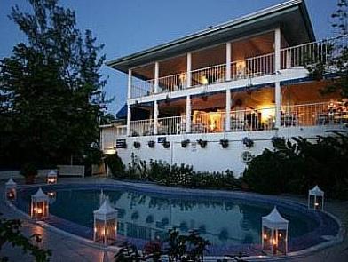 Hotel Mocking Bird Hill - Hotell och Boende i Jamaica i Centralamerika och Karibien