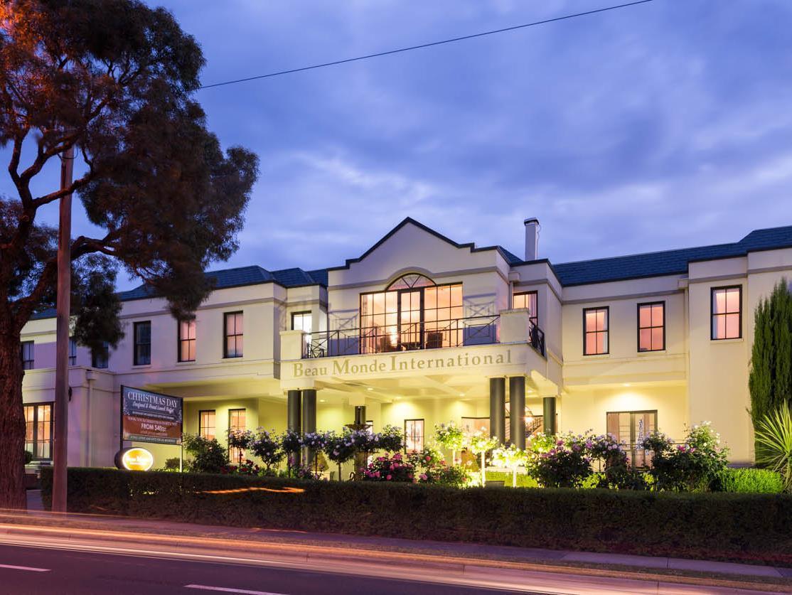 Beau Monde International - Hotell och Boende i Australien , Melbourne
