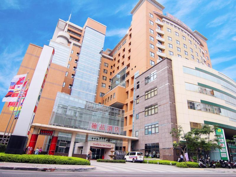 Chateau de chine hotel xinzhuang district taipei for Hotel de chaine
