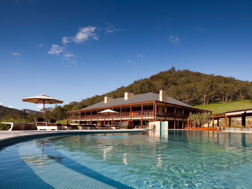 Emirates Wolgan Valley Resort & Spa - Hotell och Boende i Australien , Blue Mountains