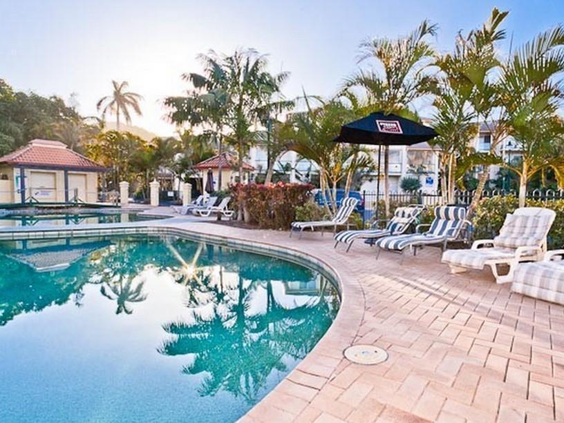 Aqualuna Beach Resort - Hotell och Boende i Australien , Coffs Harbour