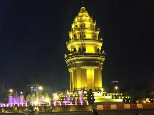 Diamond Palace Hotel Phnom Penh - Independent Monument