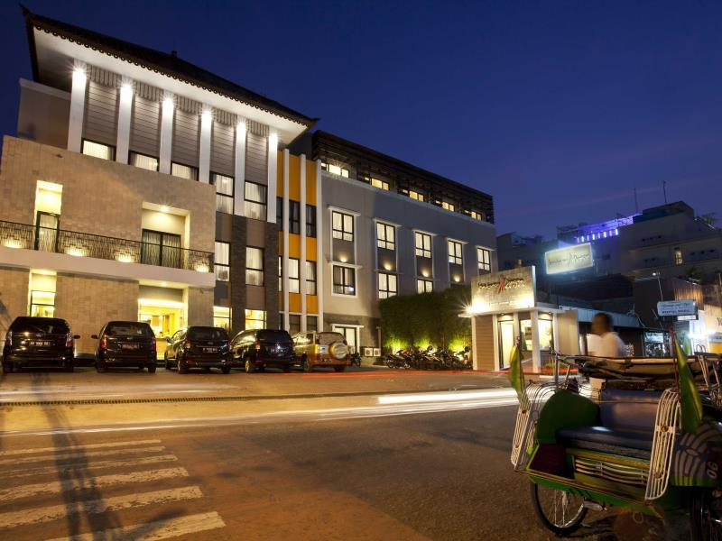 Hotel Jentra Dagen Malioboro - Hotels and Accommodation in Indonesia, Asia