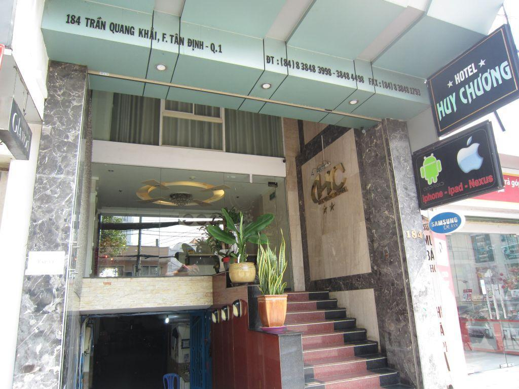 Hotell Huy Chuong Hotel