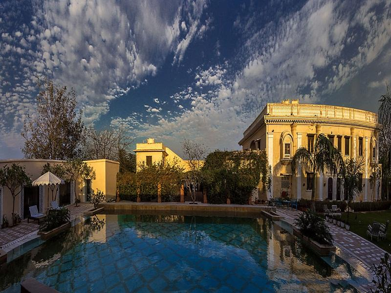 Royal Heritage Haveli - Jaipur