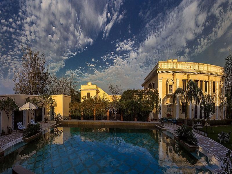 Royal Heritage Haveli - Hotell och Boende i Indien i Jaipur