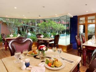 Blue Ocean Resort & Spa Phuket Phuket - Restaurant
